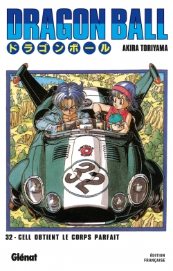 Dragon Ball (édition originale) - Tome 32