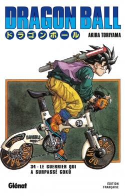 Dragon Ball - Édition originale - Tome 34