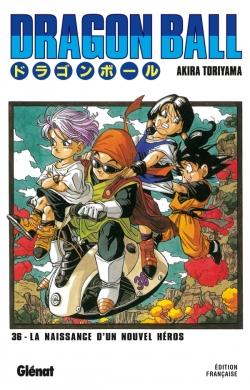 Dragon Ball - Édition originale - Tome 36