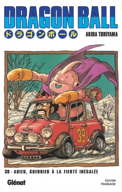 Dragon Ball (édition originale) - Tome 39