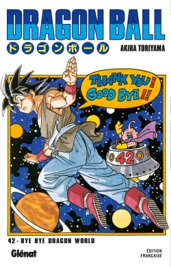 Dragon Ball (édition originale) - Tome 42