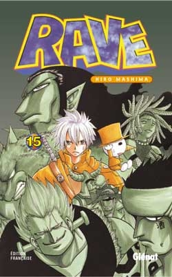 Rave - Tome 15
