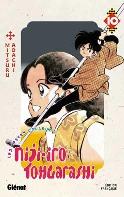 Niji-Iro Tohgarashi - Tome 10