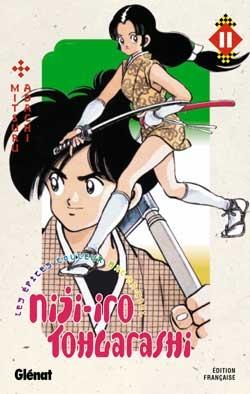 Niji-Iro Tohgarashi - Tome 11