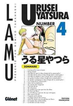 Urusei Yatsura - Tome 04