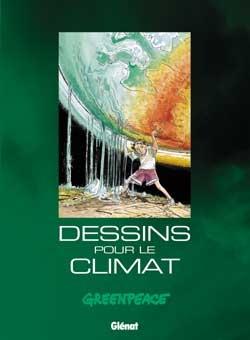 Greenpeace 120 dessins pour le climat