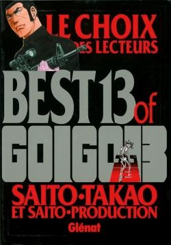 Golgo 13 - Le choix des lecteurs