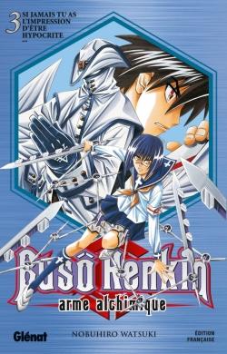 Buso Renkin - Tome 03