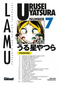 Urusei Yatsura - Tome 07