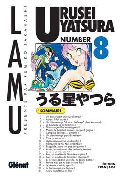 Urusei Yatsura - Tome 08