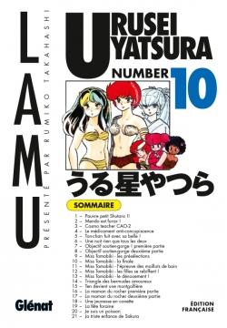 Urusei Yatsura - Tome 10