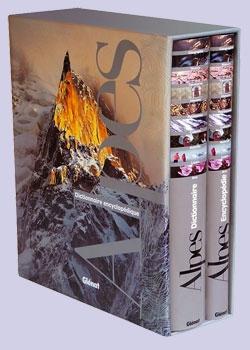 Dictionnaire encyclopédique des Alpes