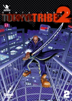 Tokyo Tribe 2 - Tome 02