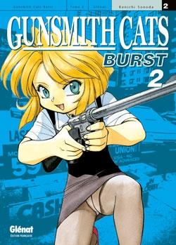 Gunsmith Cats Burst - Tome 02