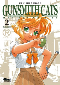 Gunsmith Cats Revised Edition - Tome 02