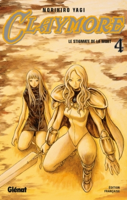 Claymore - Tome 04