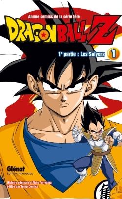 Dragon Ball Z - 1re partie - Tome 01