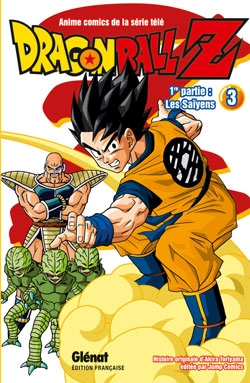 Dragon Ball Z - 1re partie - Tome 03