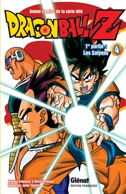 Dragon Ball Z - 1re partie - Tome 04
