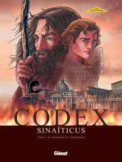 Codex Sinaïticus - Tome 01
