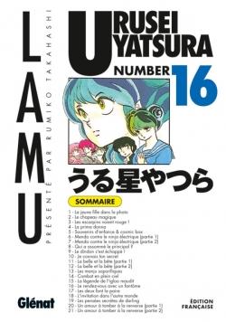 Urusei Yatsura - Tome 16