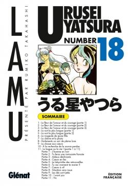 Urusei Yatsura - Tome 18