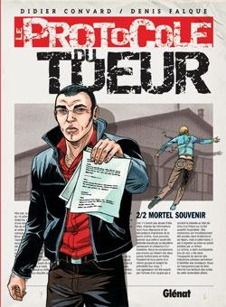 Le protocole du tueur - Tome 02