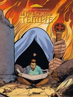 Le Trésor du Temple - Tome 03