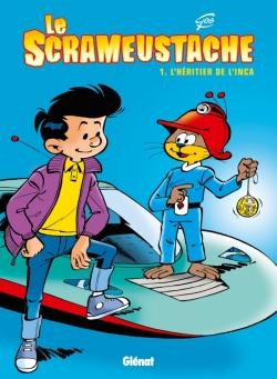 Le Scrameustache - Tome 01