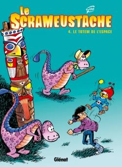 Le Scrameustache - Tome 04