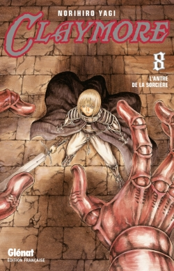 Claymore - Tome 08