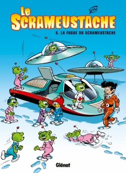 Le Scrameustache - Tome 06