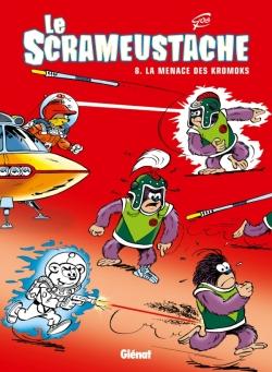 Le Scrameustache - Tome 08