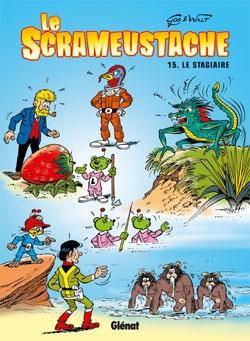 Le Scrameustache - Tome 15