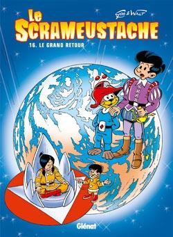 Le Scrameustache - Tome 16