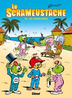 Le Scrameustache - Tome 19