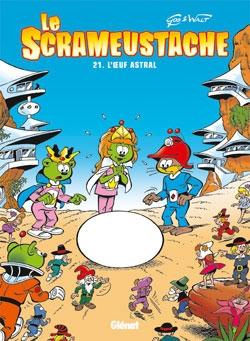 Le Scrameustache - Tome 21