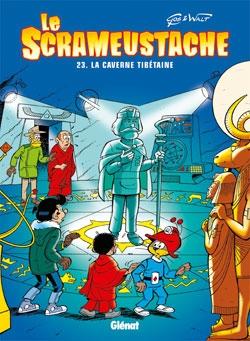 Le Scrameustache - Tome 23