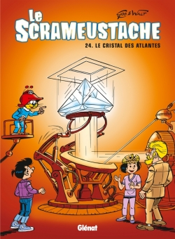 Le Scrameustache - Tome 24