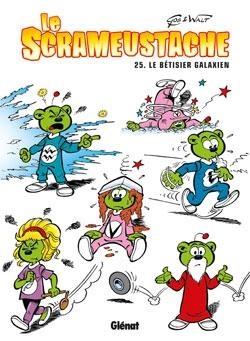 Le Scrameustache - Tome 25