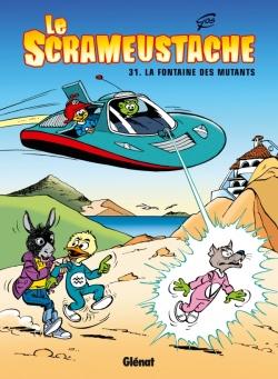 Le Scrameustache - Tome 31
