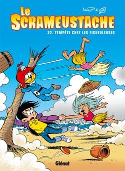 Le Scrameustache - Tome 32