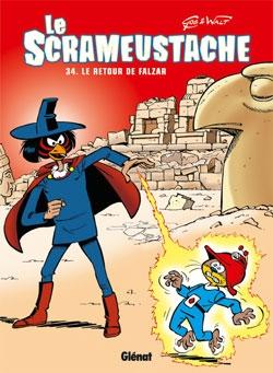 Le Scrameustache - Tome 34