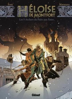 Héloïse de Montfort - Tome 01