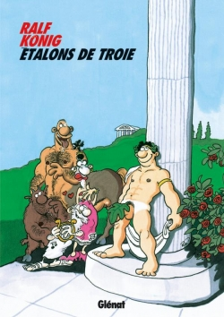 Étalons de Troie