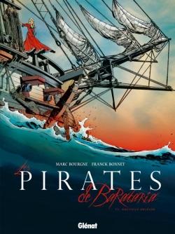 Les Pirates de Barataria - Tome 01