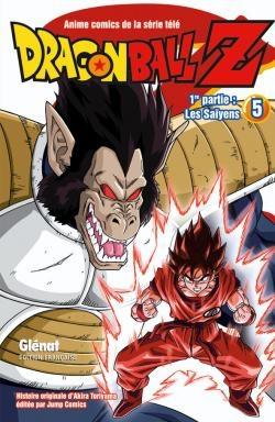 Dragon Ball Z - 1re partie - Tome 05