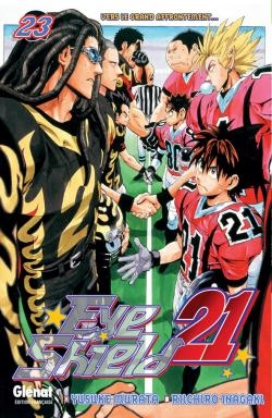 Eye Shield 21 - Tome 23