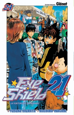 Eye Shield 21 - Tome 24