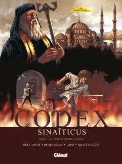 Codex Sinaïticus - Tome 02